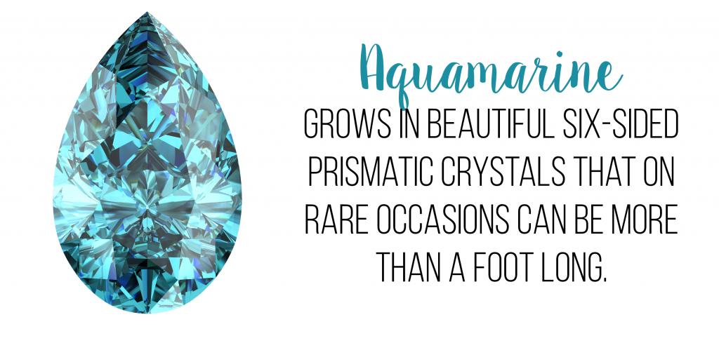 Aquamarine Fact