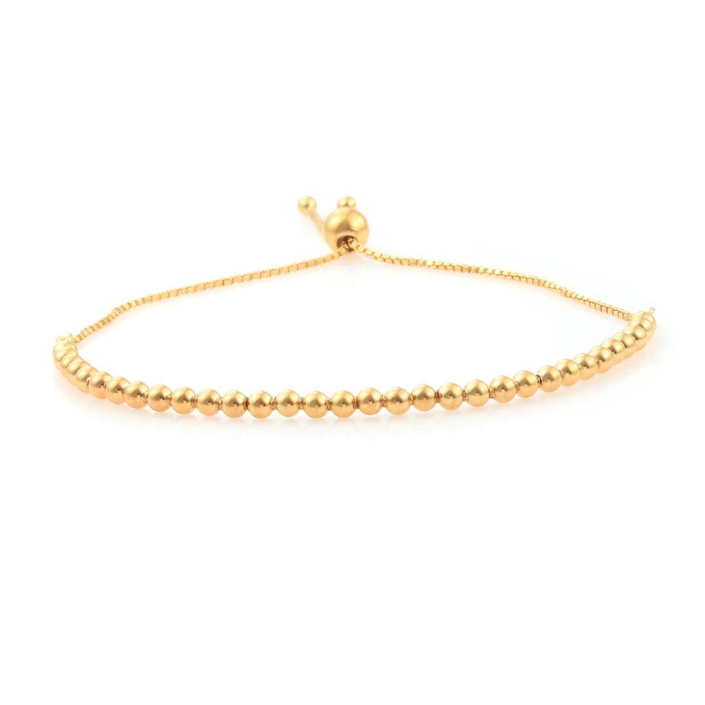 Gold Bolo Bracelet