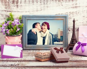 Last minute Valentine's Day gifts: Framed photo