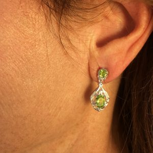 Of all gemstone trends, Greenery is the one to watch!