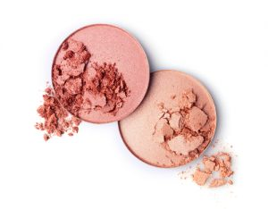 Try a blush stain or cream instead of powder this summer.