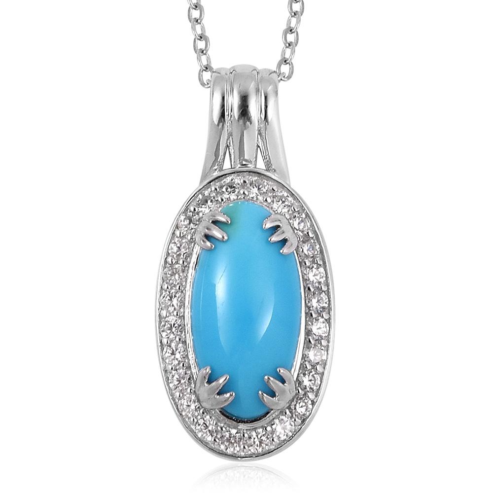 Arizona Sleeping Beauty pendant