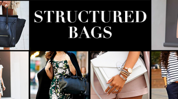 Structured bags banner.