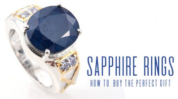 A guide to buying sapphire rings.