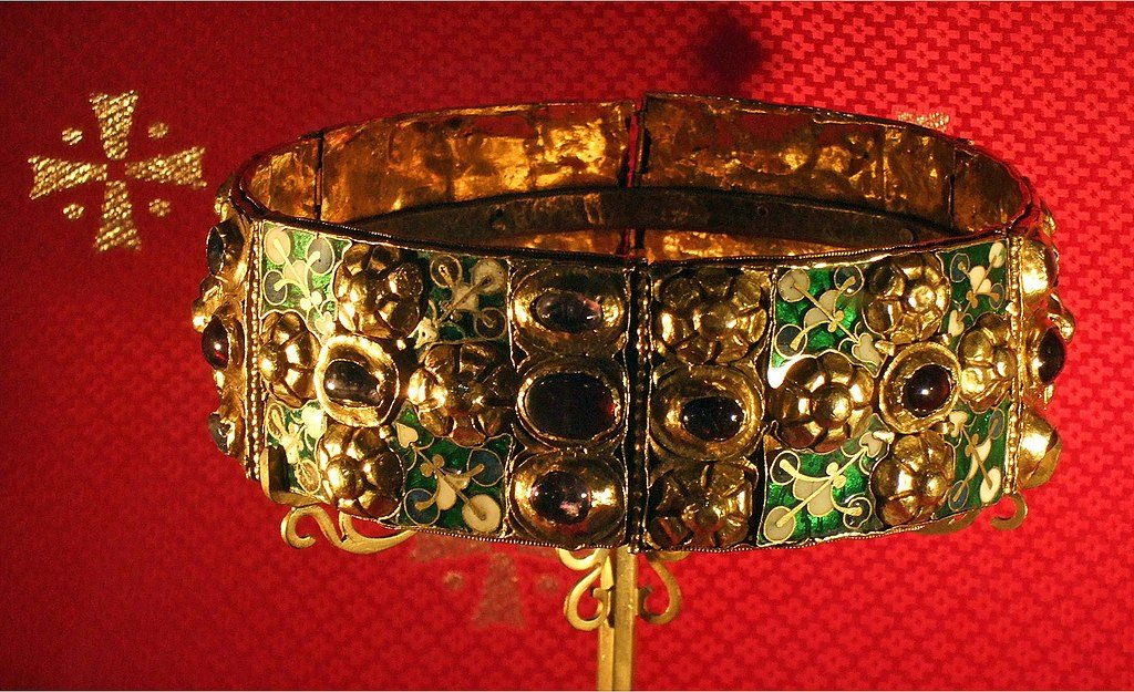 The Iron Crown of the Lombards
