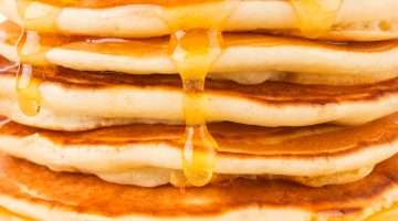 Featured Image: 4 Pancakes Recipes That Will Change Your Life