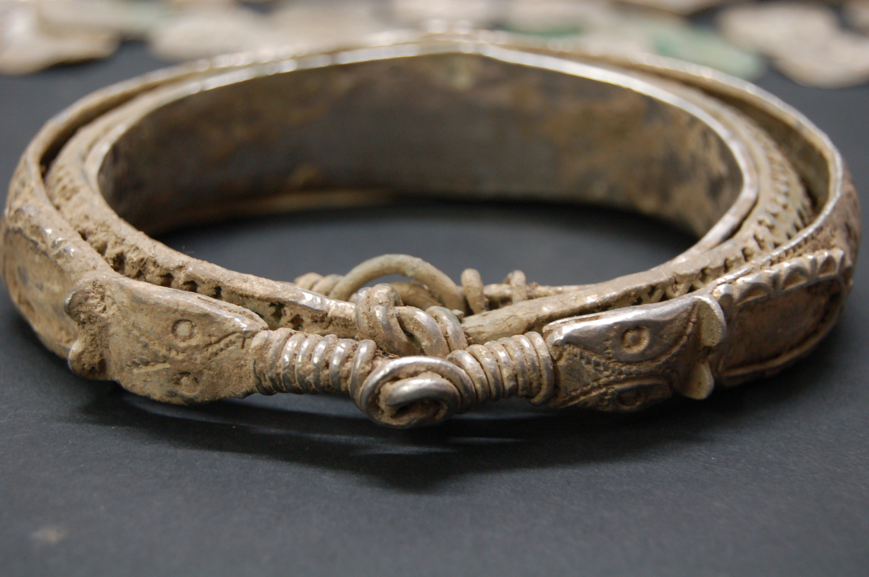 Nested Viking bracelet