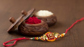 Featured Image: Raksha Bandhan: Tying Brothers and Sisters Together