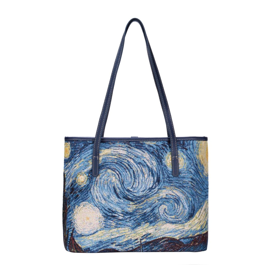 Signare Starry Night tote bag.