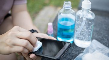Why You Need to Clean and Disinfect Your Smartphone